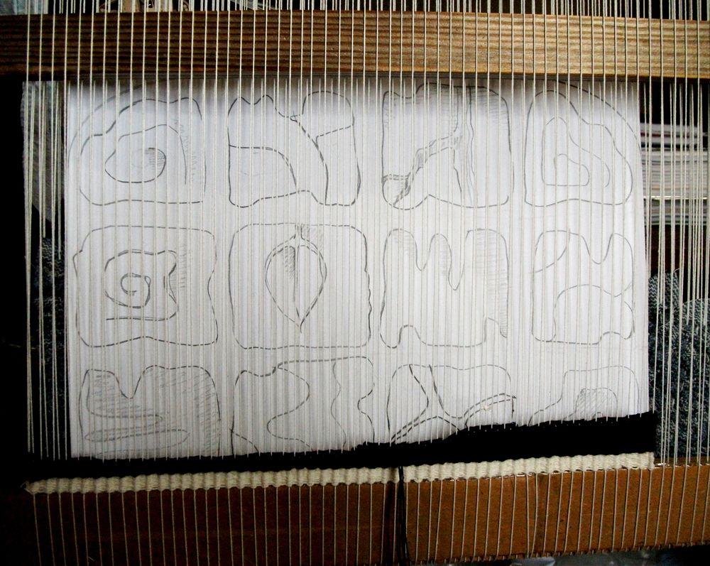 коврики ручной работы