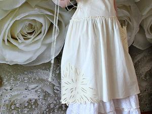 Дополнительные фото для платья Нежная ваниль. | Ярмарка Мастеров - ручная работа, handmade