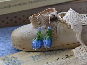 Нежный колокольчик. Сказки и истории Ежевичной поляны. Ярмарка Мастеров - ручная работа, handmade.