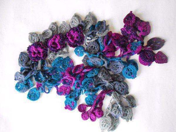 Распродажа оригинальных шарфиков!!! от 799 руб | Ярмарка Мастеров - ручная работа, handmade