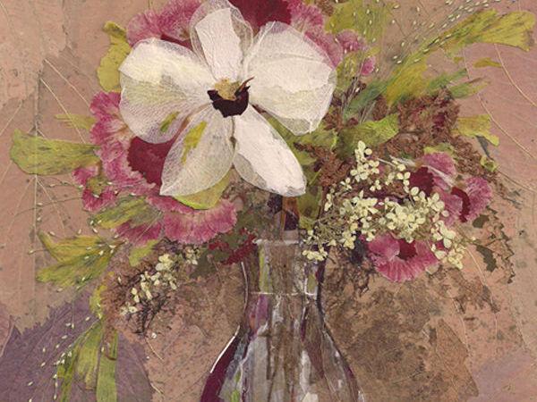 Прессованная флористика: как это делается | Ярмарка Мастеров - ручная работа, handmade