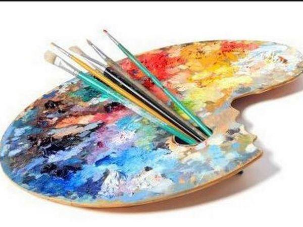 Что нужно для масляной живописи | Ярмарка Мастеров - ручная работа, handmade