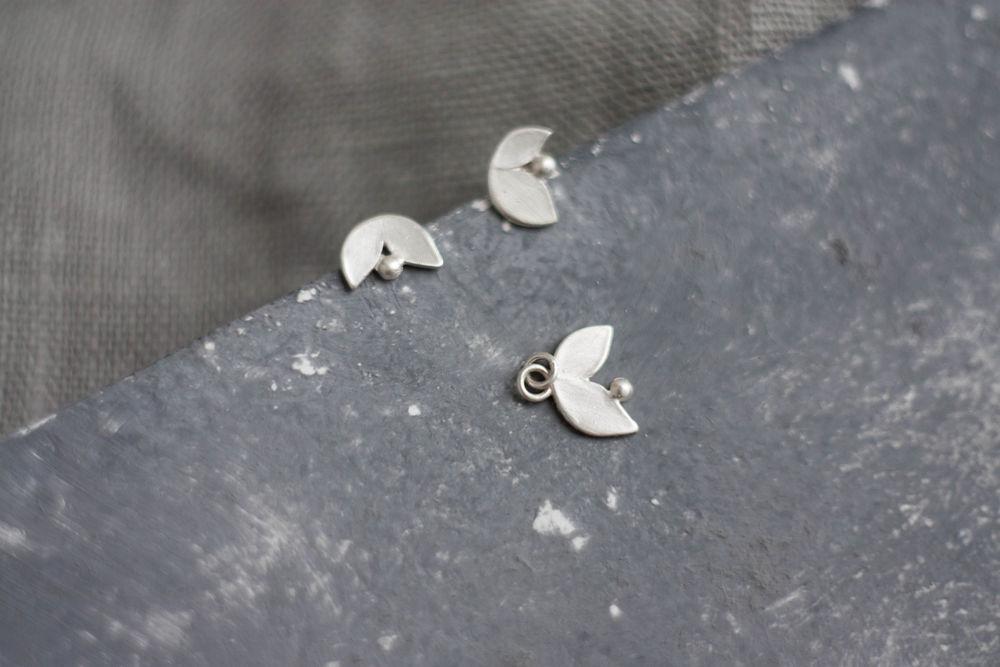серебро ручной работы