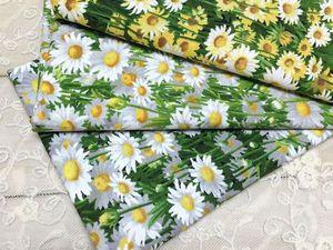 Скидки на ткани с цветочным рисунком | Ярмарка Мастеров - ручная работа, handmade