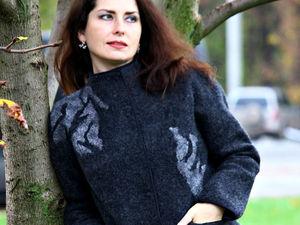 Фотоотчёт с пятого занятия Курса по одежде Ирины Федотовой - жакеты. Ярмарка Мастеров - ручная работа, handmade.