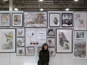 """с 21 по 30 апреля участвую в выставке """"Арт-Ростов 2018"""" !. Ярмарка Мастеров - ручная работа, handmade."""