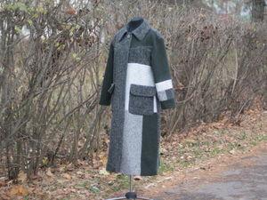 Эксклюзивные зимние пальто CHASTO. Ярмарка Мастеров - ручная работа, handmade.