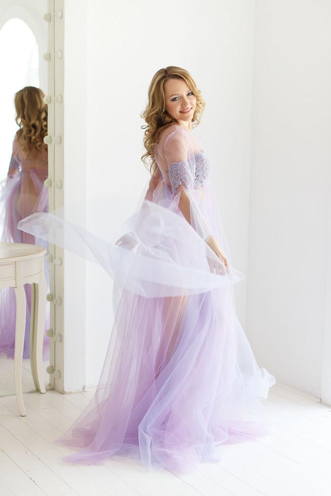 пеньюары, невеста