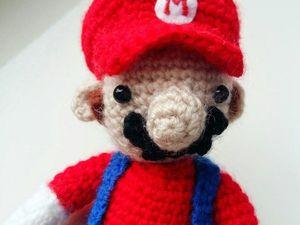 Я прошла Марио!. Ярмарка Мастеров - ручная работа, handmade.