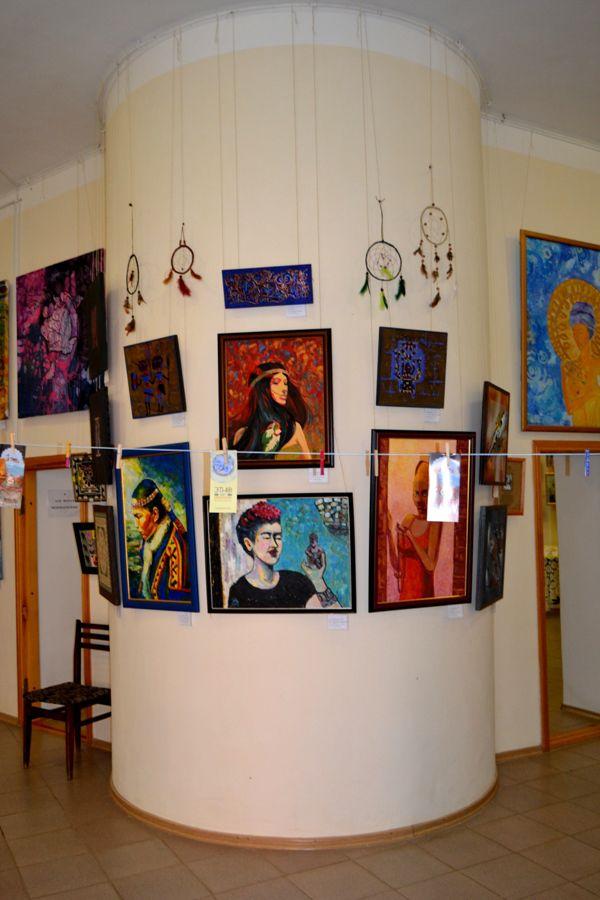 выставки 2012