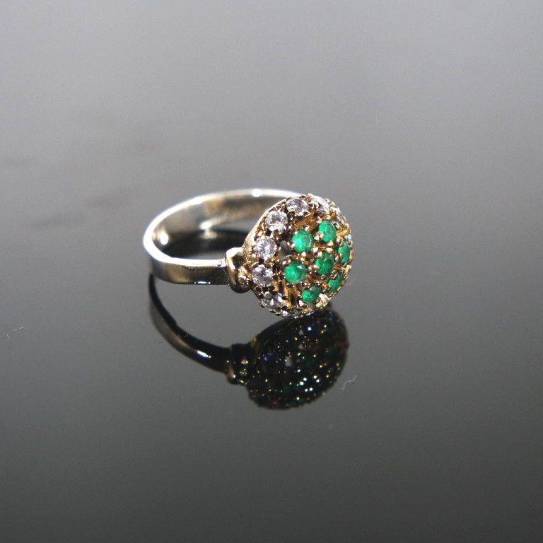 акции и распродажи, кольцо с камнем