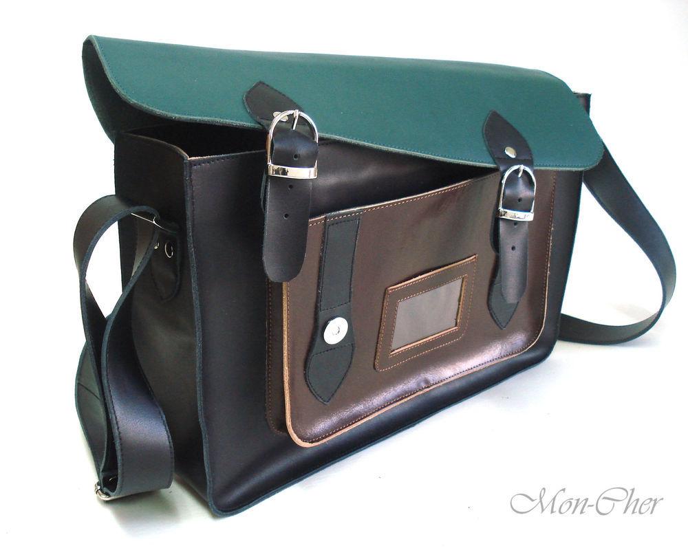 рюкзак мужской из кожи