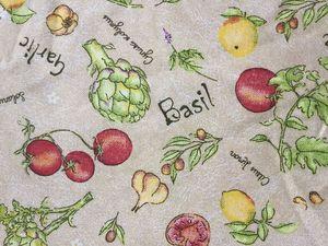 Новые ткани для скатертей. Ярмарка Мастеров - ручная работа, handmade.