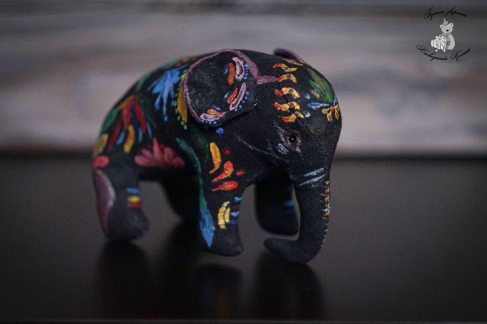 слоник тедди, интерьер детской