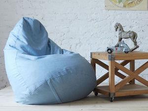 Подвожу итоги розыгрыша кресла-мешка. Ярмарка Мастеров - ручная работа, handmade.