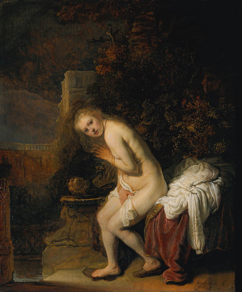 Легенда о Сусанне. Взгляд Рембрандта, фото № 6