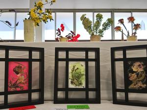 Первое место на выставке-конкурсе Flower Show. Ярмарка Мастеров - ручная работа, handmade.