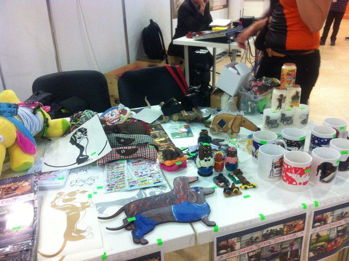 выставка-продажа, мыло ручной работы, мыло в подарок, такса