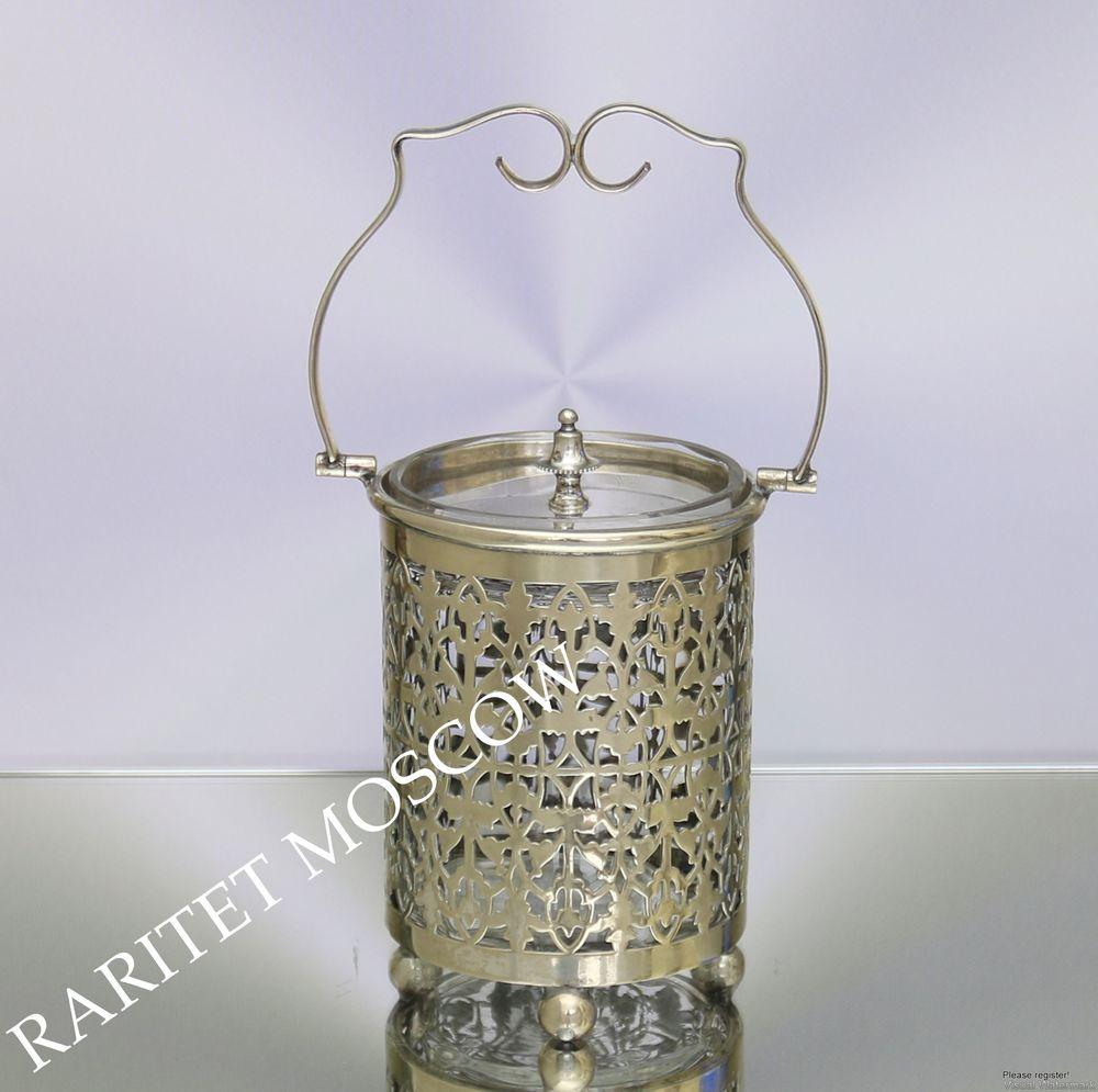 антиквариат, silver plated