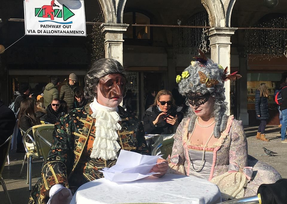 Refined, Elegant, Mystical: The Carnival of Venice, фото № 17