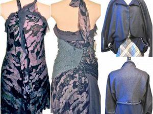 Одежда. Галерея. Рассказы о платьях — от идеи до исполнения. Ярмарка Мастеров - ручная работа, handmade.