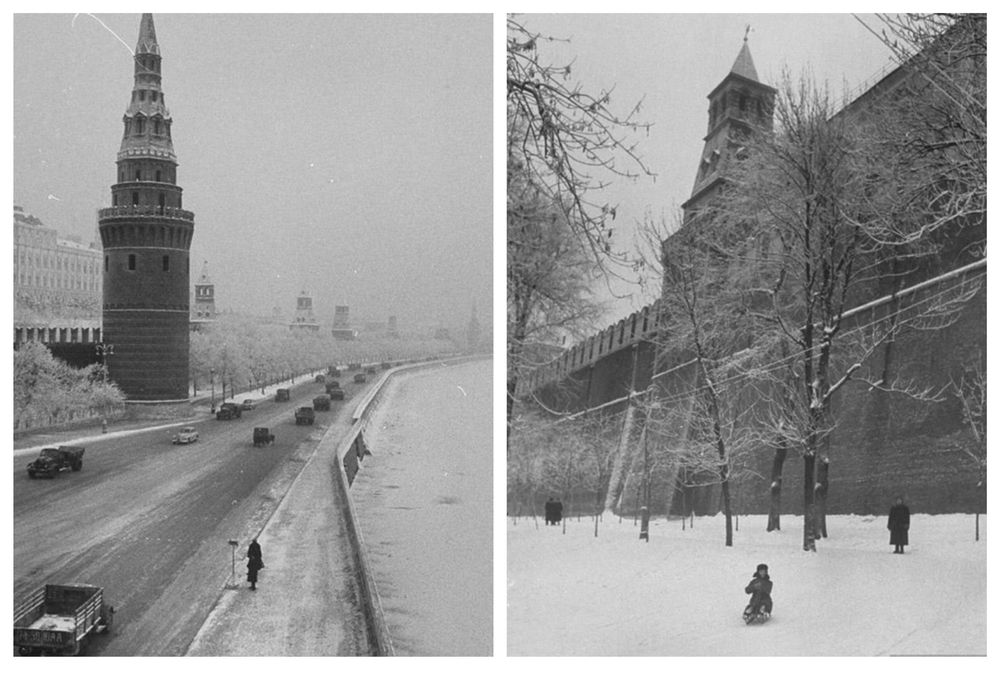 Когда-то, в волшебных московских декабрях, фото № 15