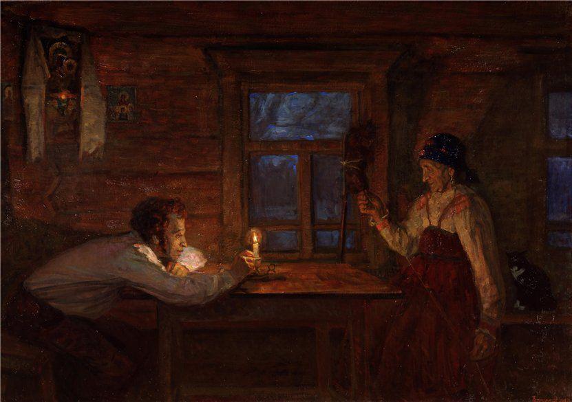 Когда есть чем заняться — стареть некогда: душевные картины о бабушках-рукодельницах, фото № 59