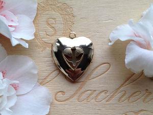 N4 от 1500Р./ Бесплатно - медальон локет.. Ярмарка Мастеров - ручная работа, handmade.