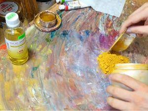 Краски своими руками. Масляная живопись. Ярмарка Мастеров - ручная работа, handmade.