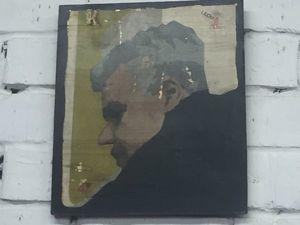 Портрет в стиле лофт. Ярмарка Мастеров - ручная работа, handmade.