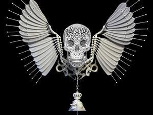 Невероятный 3D сюрреализм Joshua Harker. Ярмарка Мастеров - ручная работа, handmade.