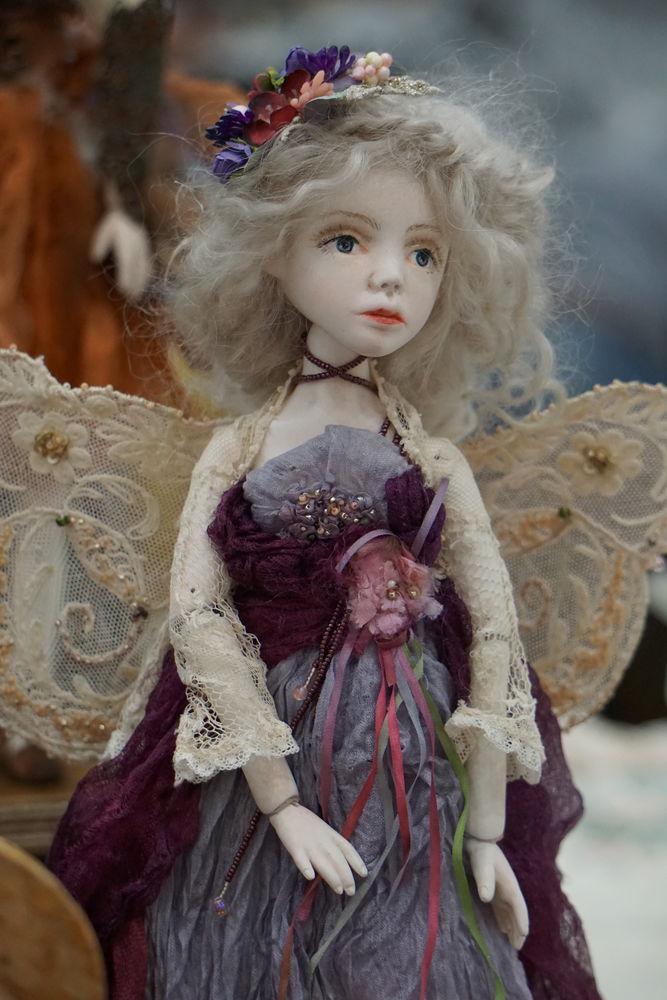 анонс, особая цена, кукла в подарок, авторская кукла
