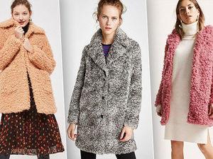 Готовимся к зиме. Пальто и шубы из искусственного меха. Ярмарка Мастеров - ручная работа, handmade.