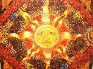 Близится период зимнего солнцестояния. Ярмарка Мастеров - ручная работа, handmade.