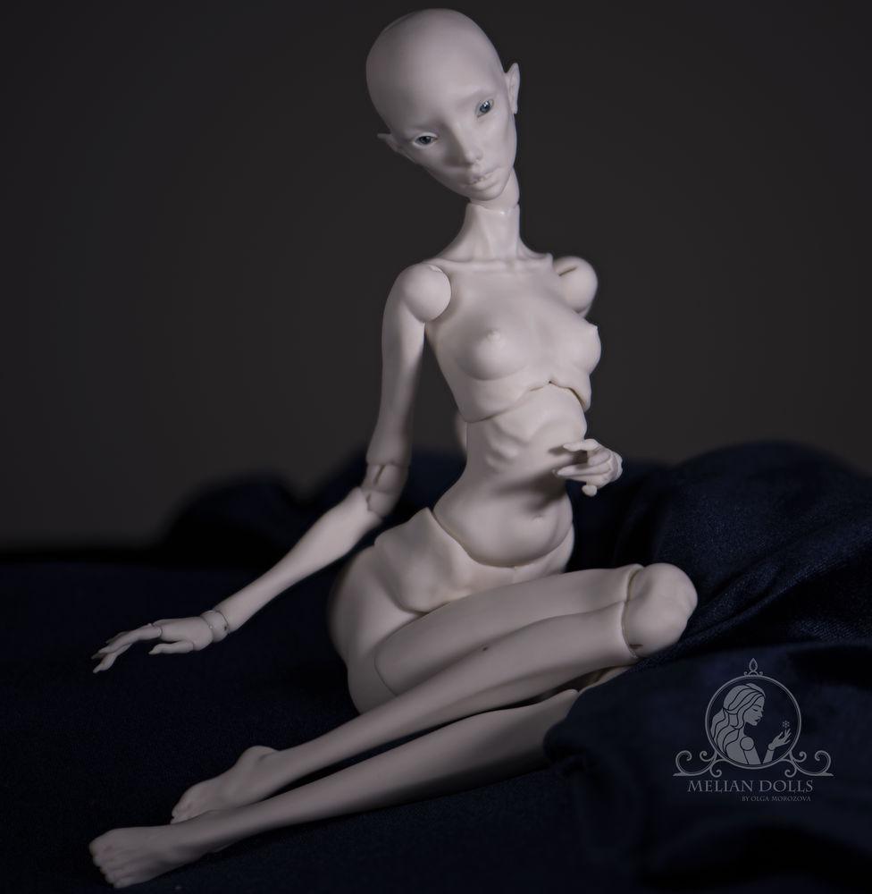 resin doll