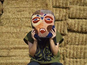 Странные маски. Ярмарка Мастеров - ручная работа, handmade.