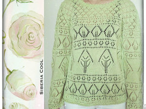 Бесплатная доставка свитера Деревья   Ярмарка Мастеров - ручная работа, handmade