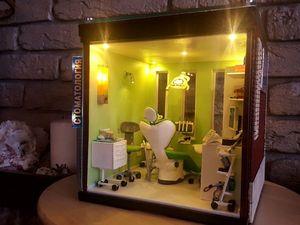 """Мой новый проект """"Стоматологический кабинет"""". Ярмарка Мастеров - ручная работа, handmade."""