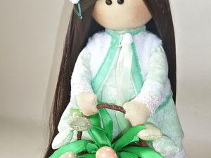 Апрельская АКЦИЯ!!! Все куколки по 1500р.! | Ярмарка Мастеров - ручная работа, handmade