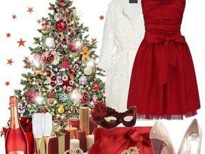 Новогоднее платье за 1000 руб.. Ярмарка Мастеров - ручная работа, handmade.