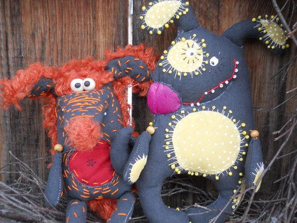 Завершился Аукцион на чУдиков!Собаки)) | Ярмарка Мастеров - ручная работа, handmade