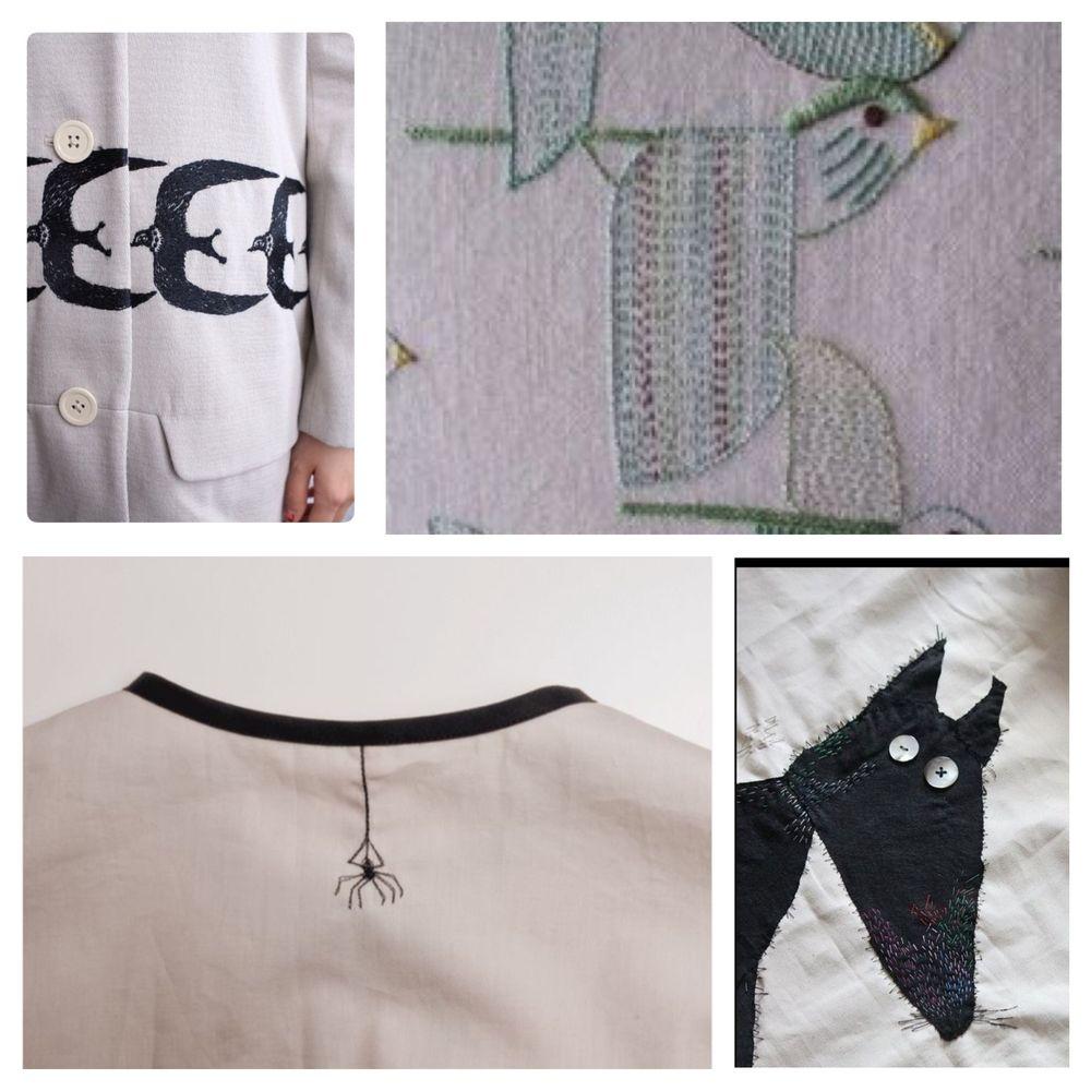 Детали решают все, или Превращаем обычную одежду в арт-объект, фото № 26