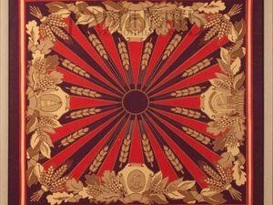 Платок Как Знамя Революции. Ярмарка Мастеров - ручная работа, handmade.