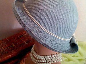 "Шляпка ""Алиса"". Ярмарка Мастеров - ручная работа, handmade."