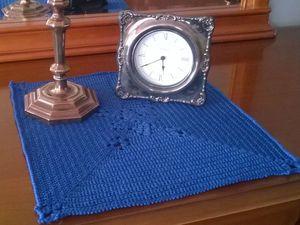 Большая интерьерная салфетка. Ярмарка Мастеров - ручная работа, handmade.