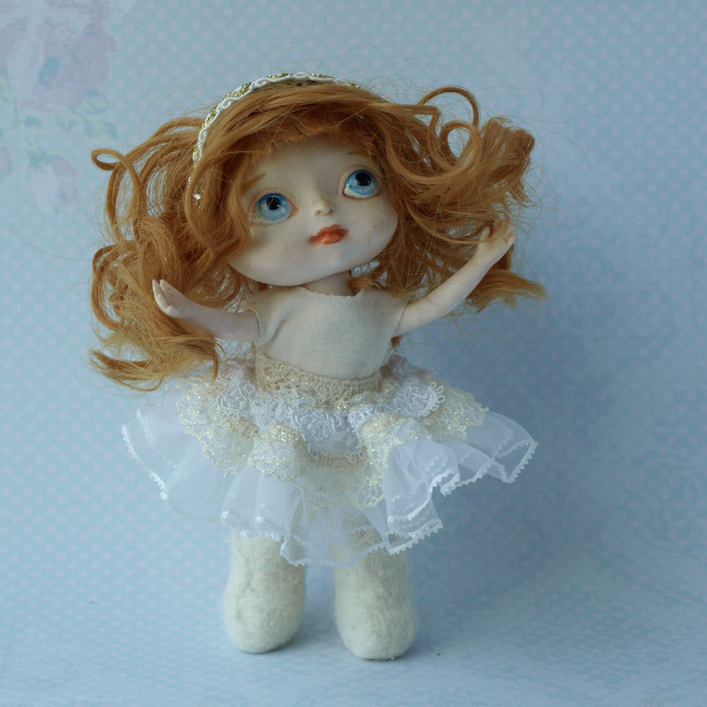 кукла ручной работы, куклы малыши