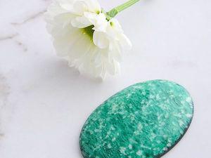 Рассказы о камнях: Амазонит. Ярмарка Мастеров - ручная работа, handmade.