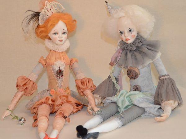 Мои будуарные куклы на сказочном острове Тенерифе. | Ярмарка Мастеров - ручная работа, handmade
