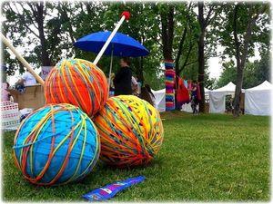 Всемирный день вязания на публике. Ярмарка Мастеров - ручная работа, handmade.