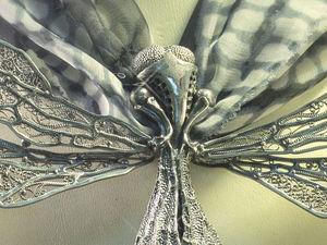 Процесс создания броши «Стрекоза». Часть вторая. Ярмарка Мастеров - ручная работа, handmade.